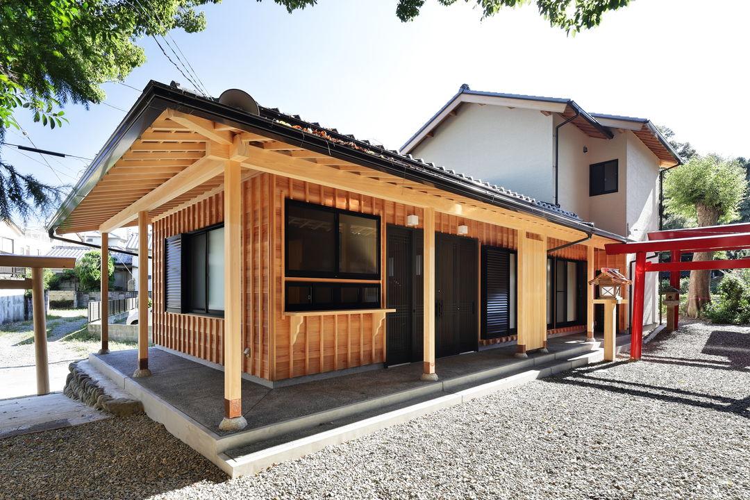 上社神社社務所