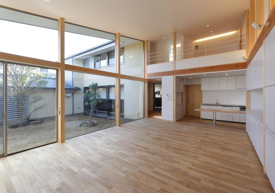 K邸新築<br /> 第36回 三重県建築賞 住宅部門知事賞 受賞